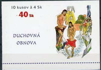 Slowakije, michel MH met 10 x 310, xx
