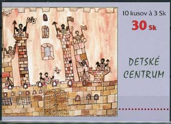 Slowakije, michel MH met 10 x 311 , xx