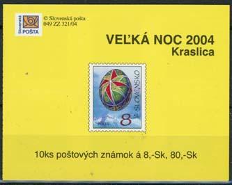 Slowakije, michel MH met 10 x 480 , xx