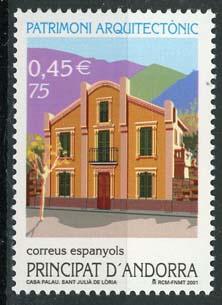 Andorra Sp., michel 281, xx