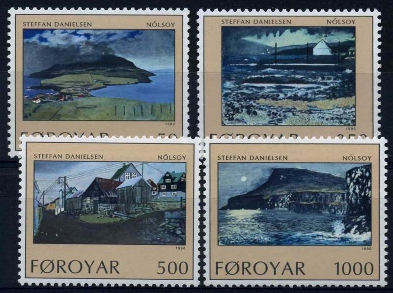 Faroer, michel 207/10, xx