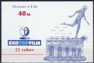 Slowakije, michel MH met 10 x 322 , xx