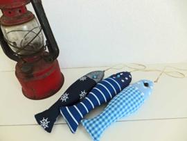 Vissen hanger