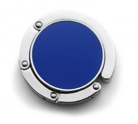 Tassenhaak rond blauw
