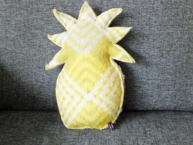 Ananas kussen