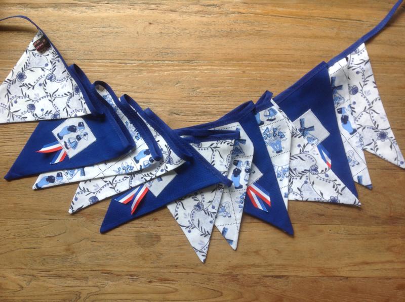 Slinger Delfts blauw