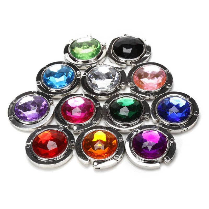 "Tassenhaak ""Diamond"", diverse kleuren"