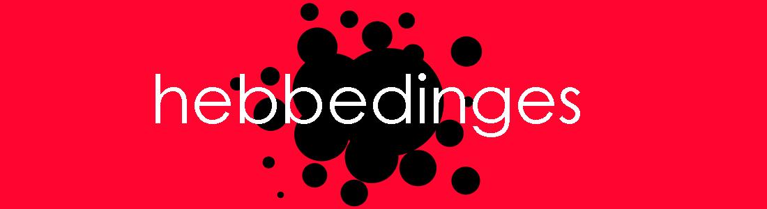Hebbedinges