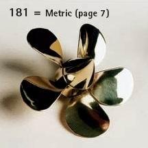 Linksdraaiend, 95 mm, draad M5, RAB-181-28