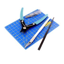 Plastic modelbouw gereedschap Set (PTK1009)
