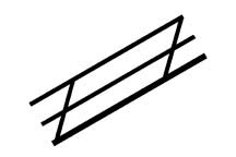 TRAP 2 stuks (1:200) SRS-2 (PLA-90691)