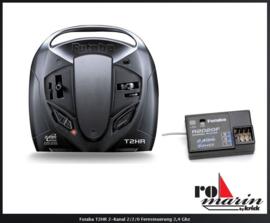 Futaba T2HR Zender 2.4 GHz  2-kanaal (roF2201)