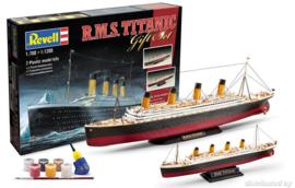 "Revell "" Titanic "" 1:700 & 1:1200 (05727)"