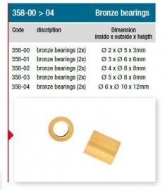 BRONSLAGER 2X 5X 3   R358-00 (2st.)