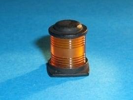 Rondom / signaallamp, oranje 010 262