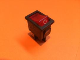 AAN / UIT schakelaar 250V-AC