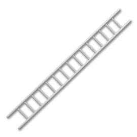 Ladder Ca. 10x100mm (5740/13)