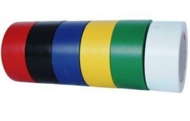 PVC Isolatie Tape (6 rollen)