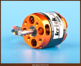 Brushless motor 910KV (42434)
