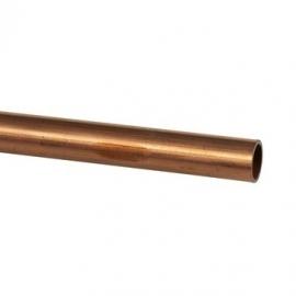 AE7739-52  Koper Buis ø2,0 x ø1,3mm  (1 Meter)