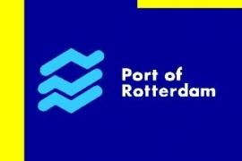 "Vlag ""PORT OF ROTTERDAM"" 400 008"