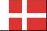 """Nationale Vlag """"DENEMARKEN"""" (DK01-Denmark)"""