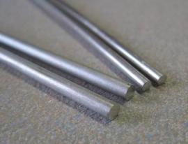 Buigzaam aluminium staf LxØ  300x3,25 mm (5070-01)