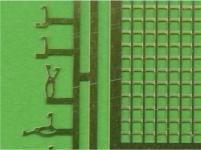 H0 Enkel tuinhekdeurtje (draadhek)  500 107