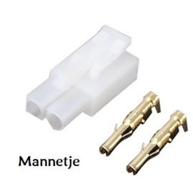 """Tamiya Stekker """"Mannetje"""" (E71301)"""