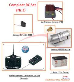 Compleet RC set ( Nr. 3 )