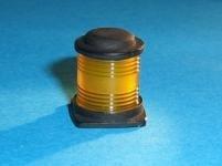 Rondom / signaal lamp, geel  010 285