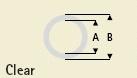 Transp. buis helder: 2,0 x 3,0 mm - R422-53/3