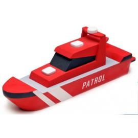 "Houtenbouw pakket ""Patrouilleboot""(ART30515)"