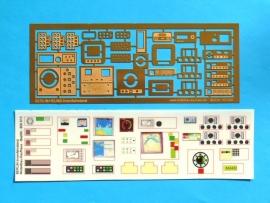 Set bruginstrumenten BERLIN  800 604