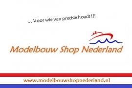 """Vlag """"Modelbouw Shop Nederland"""" 400 008"""