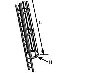 TRAP met Kooi (1:200) CLS-4 (PLA-90972)