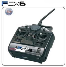 JAMARA Zenderset FCX6  2.4 gHz (6-kanaal)