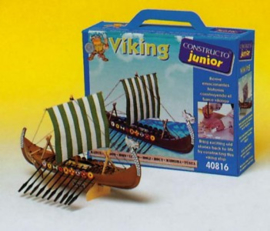 "Junior bouwdoos ""ViKing (80416)+lijm"