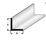 Hoek-Profiel  1,5 x 1,5mm  416-51 (3x 33cm)
