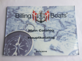 "Catalogus ""BILLING BOATS"""