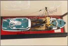 """Schaal model """"Concorde"""" Kotter (1:75)"""