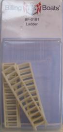 Ladders - 4 stuks - 12x55mm (BF0181)