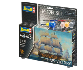 """Revell """"H.M.S. Victory"""" 1:450 (05819)"""