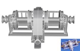 LIER  125 x 72 x 45mm  (5823/01)