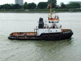 E100 109 (TUG Schelde 10/12, schaal 1:25)
