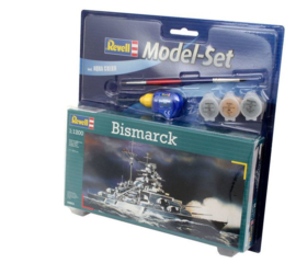 "Revell "" Bismarck "" 1:1200 (05802)"