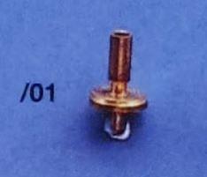 """Messing VLAGGENSTOK """"HOUDER"""" (5702/01)"""