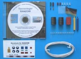 Beslagset Ranzow (6 volts) 025 051