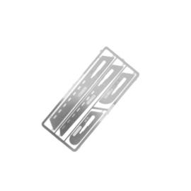 Precisie snij set 4 mesjes (PKN0008)