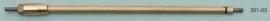 Onderhoudvrije schroefas, draad M4, RAB-301-23